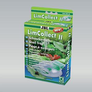 JBL LimCollect II Schneckenfalle ohne Chemie Schnecken los werden Lim Collect 2