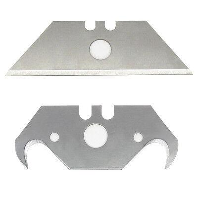 Trapezklingen C60 Hakenklingen 10-500Stk. Ersatzklingen Klinge Cutter Messer