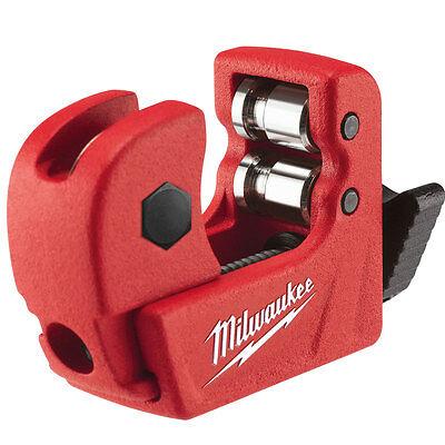 "Milwaukee 1/2"" Mini Copper Tubing Cutter 48-22-4250 New"