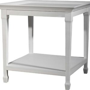 White Tray Side Table East Victoria Park Victoria Park Area Preview