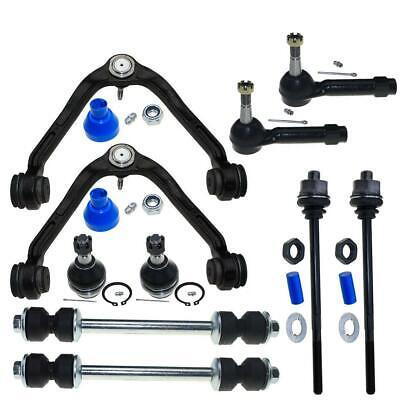 10PC Upper Control Arm W/ Ball Joint For Chevrolet Silverado 1500 4WD 1999-2006