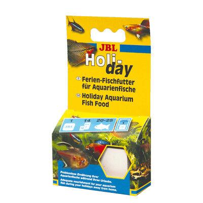 JBL Holiday 43 g, Ferien-Alleinfutter für alle Aquarienfische