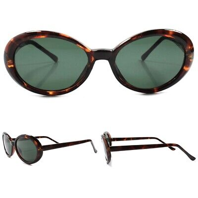70s Fashion Womens Tortoise Round Old Stock Classic True Vintage Oval Sunglasses](70s Womens Fashion)