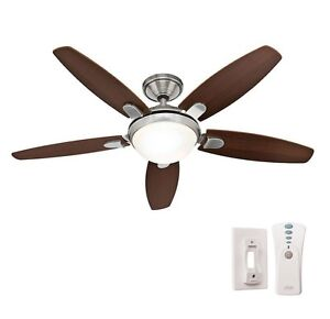 Hunter ceiling fans with remote