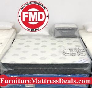 "NEW Double 54""x74""x7"" Thick Coil Mattress only $200"