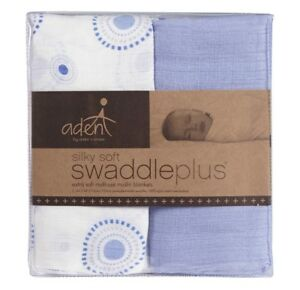Aden and Anais Swaddle Blankets $60