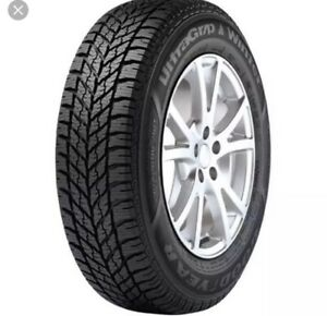 Two tires for sale. Winters. P215/70r15