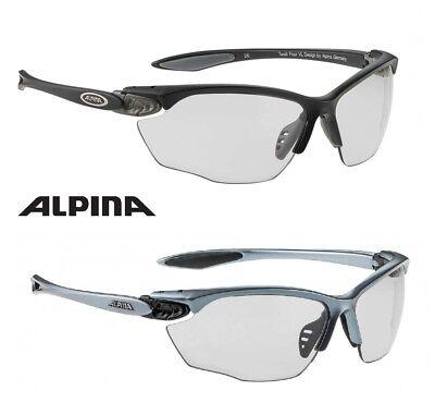 "Alpina ""Twist Four VL+"" Sport- Radbrille  VARIOFLEX  NEU #209 UVP 99,95€"