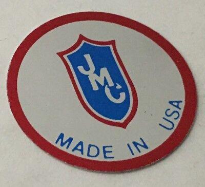 Factory Correct RARE DG BMX Head Tube Decal Stickers 1981-1982 Gold