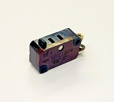 Mulon M8lpb-30 Spst-no Off-on Pin Plunger Micro Switch 5a 250v Ac