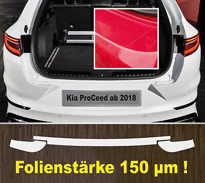 Lackschutzfolie Ladekantenschutz transparent KIA Proceed ab 2018  150 µm