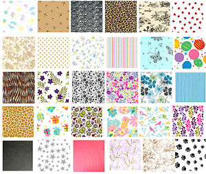 Printed-Patterned-Tissue-Wrapping-Paper-luxury-5-sheets-30-designs-you-choose