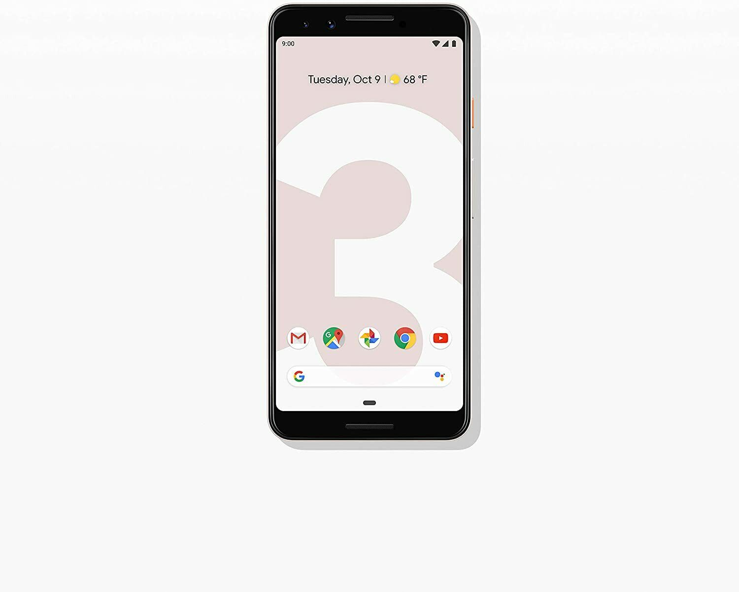 Android Phone - Google - Pixel 3 with 64GB Memory Cell Phone (Unlocked) - Not Pink - New SEALED