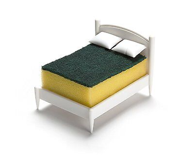 Kitchen sponge holder, Clean Dreams by Ototo design, dishwasher safe