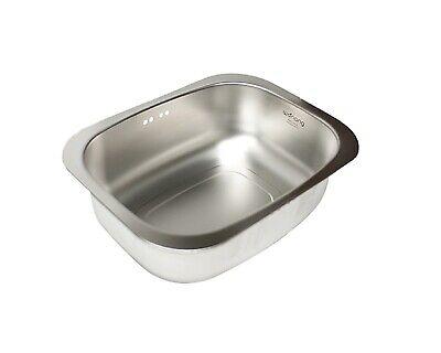 Wonang Stainless Steel Dishpan Basin Dish Washing Bowl Bucket Basket Tub
