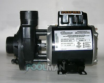 Waterway Iron Might 3410030-1E Circulating Pump,  1/15th Horsepower, 115 Volts