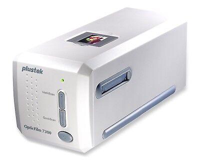 plustek opticfilm 7300 Film Negative Scanner (brand-new in box)