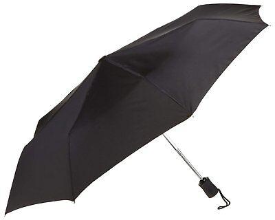 Small Umbrellas (Small Compact Tote folding Rain Umbrella opens 42