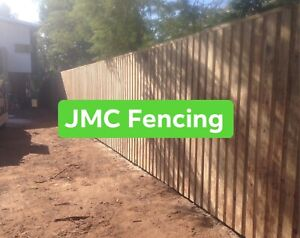 JMC Fencing (timber picket, Colorbond) from $60 per metre  Daisy Hill Logan Area Preview