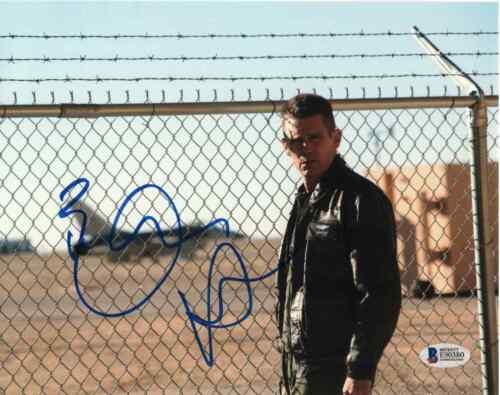 ETHAN HAWKE SIGNED 8X10 PHOTO GOOD KILL BECKETT BAS AUTOGRAPH AUTO COA B