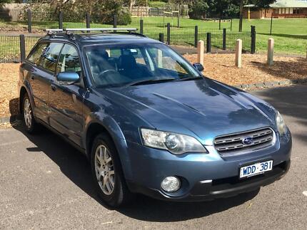 Subaru Outback - great car
