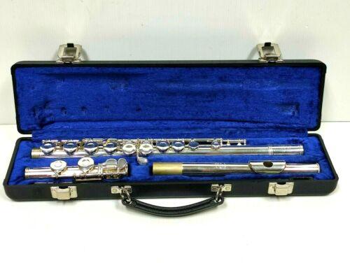 Vintage Gemeinhardt Elkhart 2ESP S/E Flute 191758 in Case