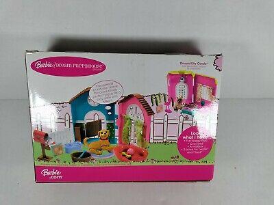 Barbie Dream Puppy House Playset