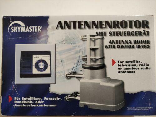Antenna rotor - antenna rotaror for tv/radio/satellite BRAND NEW-FULL SET