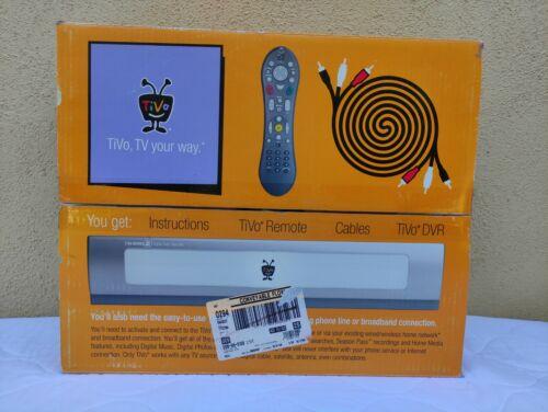 The TiVO BOX SERIES 2  Digital Video Recorder Model # TCD540080  NEW Plse Read