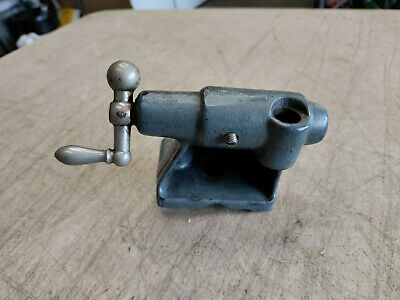 Vintage Craftsman 109 6 Lathe Tailstock Casting Housing Screw Handle