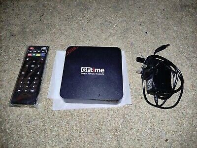 GFtime 4K GF-MX9 Kodi box