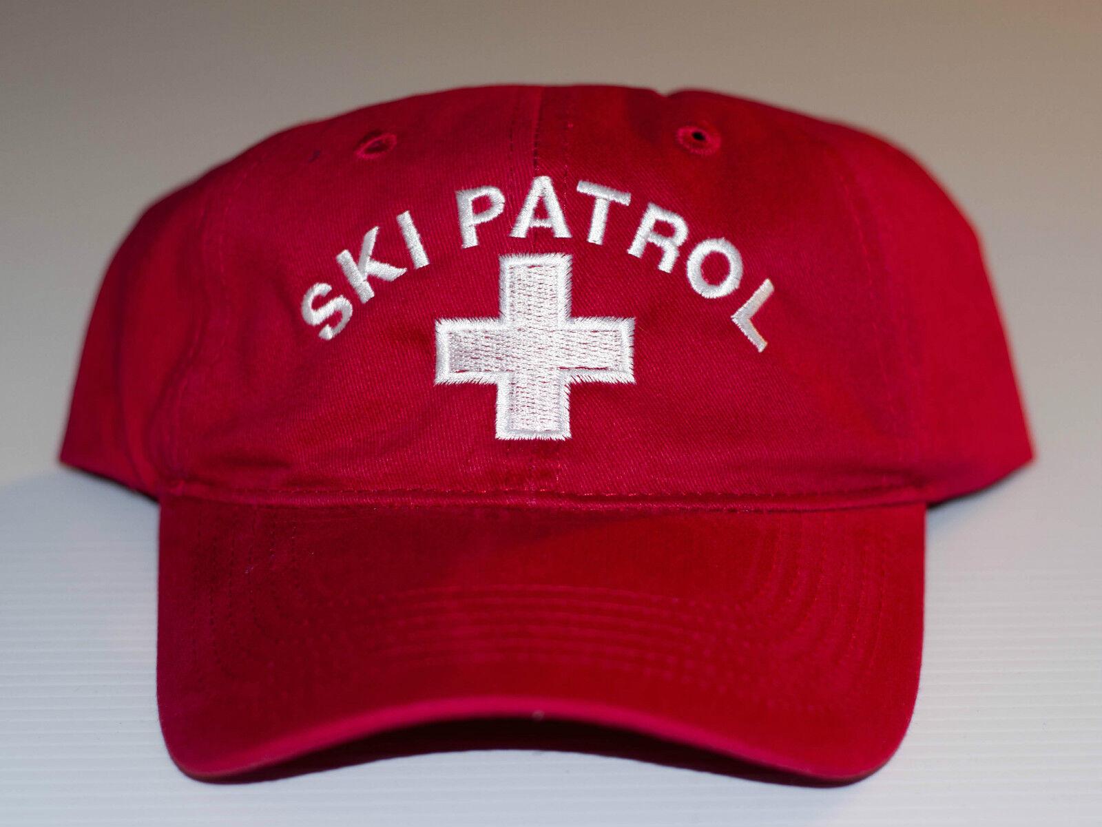 Ski Patrol Cap Free Shipping