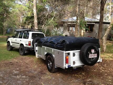 2010 Lifestyle Extenda Elite Camper Trailer Shailer Park Logan Area Preview