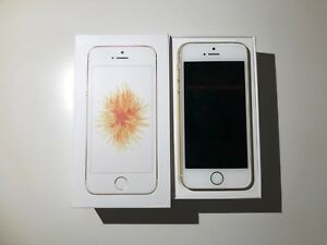 iPhone SE 64gb | Gold | Good Condition & Battery Health