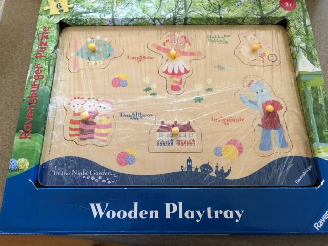 Ravensburger Wooden Puzzle In The Night Garden Toys Indoor Gumtree Australia Hobsons Bay Area Williamstown 1201649086