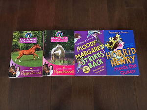 Kid chapter books