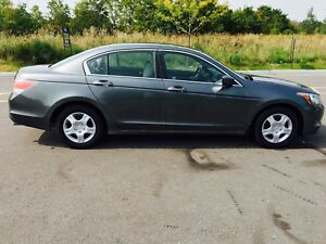 2009 Honda Accord, Automatic, 121 000 KM, 4 Cylinder, 1 Owner