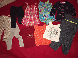 12-18 month lot girls clothing