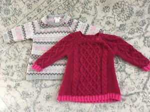 EUC 6-12 Month Joe Fresh Sweaters