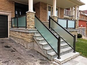 Aluminum Railings •• Supply & Install•• 6472034929