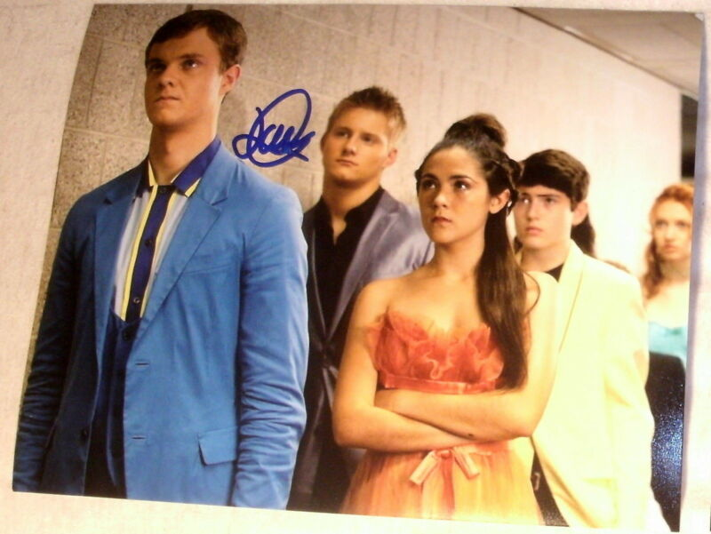 "JACK QUAID SIGNED AUTOGRAPH ""THE HUNGER GAMES"" RARE ""MARVEL"" TRIBUTE 8X10 PHOTO"
