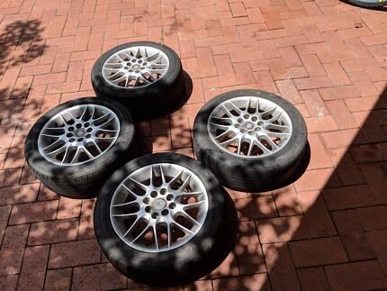 "6.5x15"" wheels"