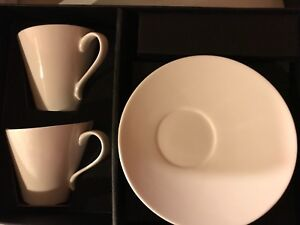 Three different sets cups/mugs