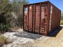 20 ft Sea Container Aubin Grove Cockburn Area Preview