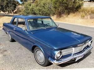 1965 Plymouth Valiant V200 2 Door