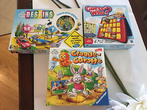 Jeux de sociétés pour enfants