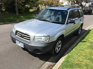 2003 Subaru Forester Wagon Macleod Banyule Area Preview