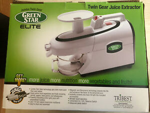 Green Star Elite 5000 juicer