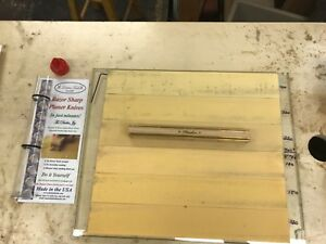 Deulen Planer & Jointer knives Sharpening System