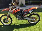 KTM 250cc Motorbike  Canning Vale Canning Area Preview